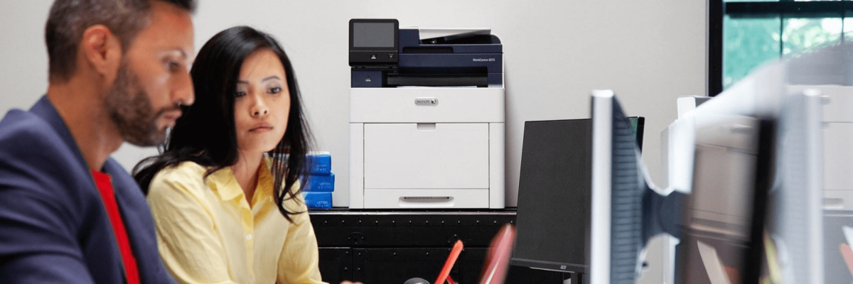 Office equipment like Xerox printers will increase productivity