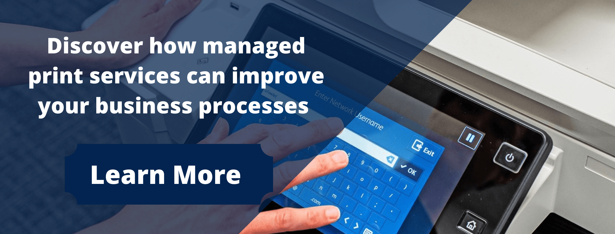 Discover how managed print services can improve your business processes
